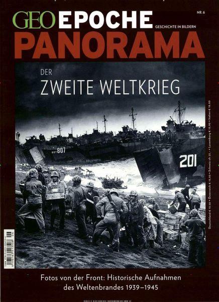 GEO Epoche PANORAMA Der 2.Weltkrieg - Fachbuch - bücher.de