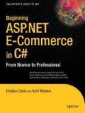 Beginning ASP.NET E-Commerce in C# (eBook, PDF)
