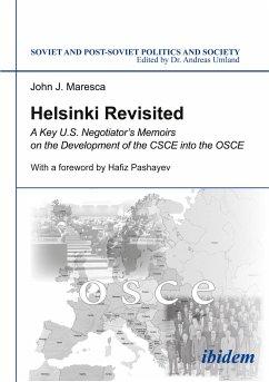 Helsinki Revisited - Maresca, John