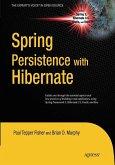 Spring Persistence with Hibernate (eBook, PDF)