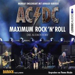 AC/DC - Maximum Rock'n'Roll, 4 Audio-CDs - Engleheart, Murray