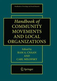 Handbook of Community Movements and Local Organizations (eBook, PDF)