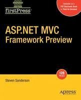 ASP.NET MVC Framework Preview (eBook, PDF) - Sanderson, Steven