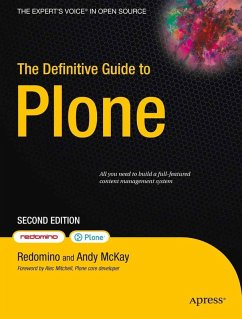 The Definitive Guide to Plone (eBook, PDF) - McKay, Andy