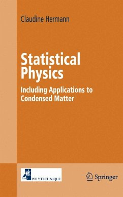 Statistical Physics (eBook, PDF) - Hermann, Claudine