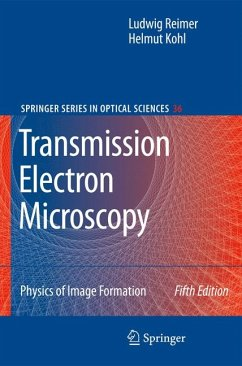 Transmission Electron Microscopy (eBook, PDF)