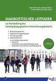 Diagnostischer Leitfaden zur Feststellung des sonderpädagogischen Unterstützungsbedarfs (eBook, PDF)