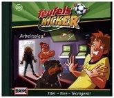 Arbeitssieg! / Teufelskicker Hörspiel Bd.59 (1 Audio-CD)