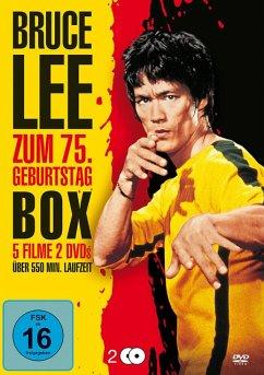 Bruce Lee Box - Zum 75. Geburtstag (2 Discs)
