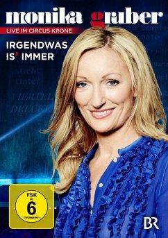 Monika Gruber - Irgendwas is immer, 2 Audio-CDs