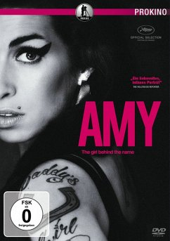 Amy - The girl behind the name - Amy/Dvd