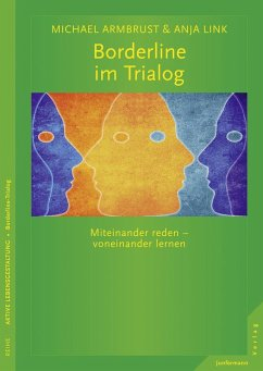 Borderline im Trialog (eBook, ePUB) - Link, Anja; Armbrust, Michael