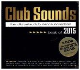 Club Sounds - Best Of 2015, 3 Audio-CDs