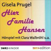 Hier Familie Hansen (MP3-Download)