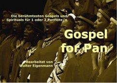 Gospel for Pan (eBook, ePUB) - Eigenmann, Walter