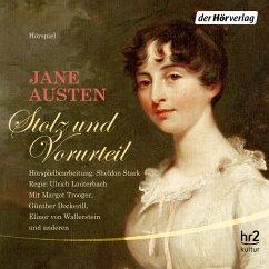 Stolz und Vorurteil (MP3-Download) - Austen, Jane