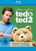 Ted 1+2 - 2 Disc Bluray