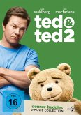 Ted 1+2 - 2 Disc DVD
