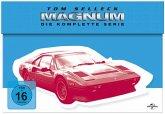 Magnum - Die komplette Serie (Staffel 1-8) DVD-Box