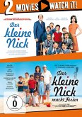 Der kleine Nick / Der kleine Nick macht Ferien - 2 Disc DVD