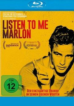 Listen to Me Marlon - Brando,Marlon