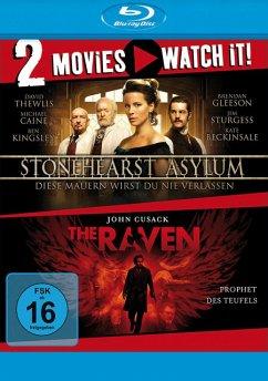 Stonehearst Asylum / The Raven Bluray Box