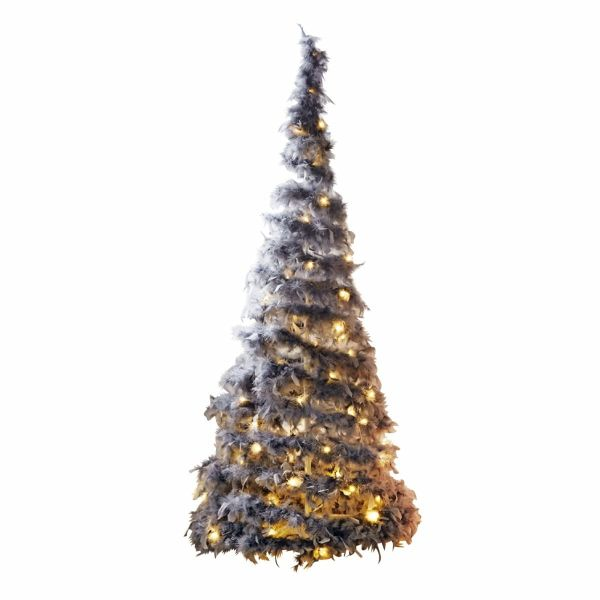 Miavilla beleuchteter tannenbaum for Beleuchteter tannenbaum