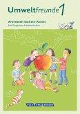 Umweltfreunde 1. Schuljahr. Arbeitsheft Sachsen-Anhalt