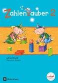 Zahlenzauber 2. Schuljahr. Schülerbuch mit Kartonbeilagen. Allgemeine Ausgabe