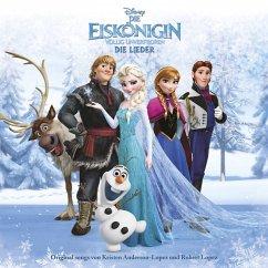 Die Eiskönigin (Frozen )- Die Lieder (Original-Soundtrack) - Original Soundtrack