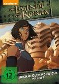 Die Legende von Korra - Buch 4: Gleichgewicht - Vol. 2