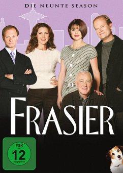 Frasier - Die Neunte Season - John Mahoney,Jane Leeves,Peri Gilpin