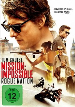 Mission: Impossible - Rogue Nation - Simon Pegg,Ving Rhames,Tom Cruise