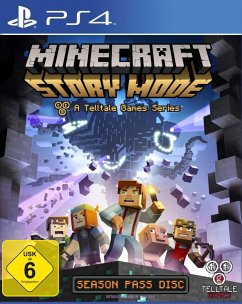 Minecraft: Story Mode (PlayStation 4)