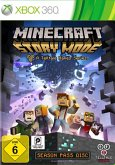 Minecraft: Story Mode - A Telltale Games Series (Xbox 360)