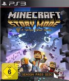 Minecraft: Story Mode - A Telltale Games Series (PlayStation 3)