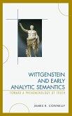 Wittgenstein and Early Analytic Semantics