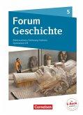 Forum Geschichte 5. Schuljahr - Von der Urgeschichte bis zum Römischen Reich - Gymnasium Niedersachsen