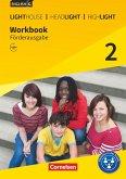 English G Band 2: 6. Schuljahr - Allgemeine Ausgabe - Workbook - Förderausgabe