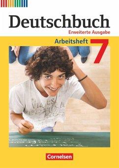 Deutschbuch 7. Schuljahr. Erweiterte Ausgabe - ...