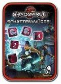 Würfelset: Shadowrun Schattenwürfel rot (Spiel)