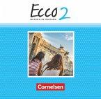 Audio-CD / Ecco - Italienisch für Gymnasien Bd.2
