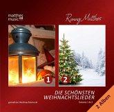 Die schönsten Weihnachtslieder. Vol.1+2, 2 Audio-CDs