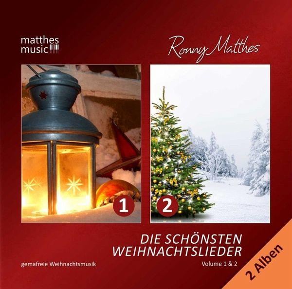Weihnachtslieder Cd.Die Schönsten Weihnachtslieder Vol 1 2 2 Audio Cds