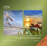 Wellness & Entspannung (3 & 4)-Gemafrei (2 Cds)