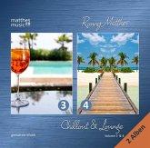 Chillout & Lounge (3 & 4),Gemafreie Musik (2cds)