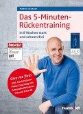 Das 5-Minuten-Rückentraining (eBook, PDF)