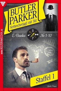 Butler Parker Staffel 1 - Kriminalroman (eBook,...