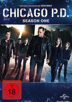 Chicago P.D. - Season 1 DVD-Box - Jason Beghe,Jon Seda,Sophia Bush