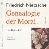 Zur Genealogie der Moral. Eine Streitschrift (MP3-Download)